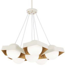 George Kovacs Five O 6 Light Led Pendant Ylighting