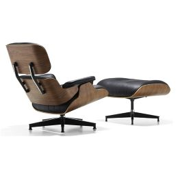 Herman Miller Eames Lounge Chair with Ottoman | YLiving.com on massage chair price, arne jacobsen chair price, sofa price,