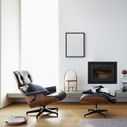 Miraculous Eames Lounge Chair With Ottoman By Herman Miller At Lumens Com Uwap Interior Chair Design Uwaporg