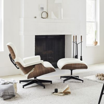 Herman Miller Eames Lounge Chair With Ottoman | YLiving.com