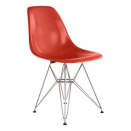 Astounding Eames Molded Fiberglass Chair Wire Base By Herman Miller Pabps2019 Chair Design Images Pabps2019Com