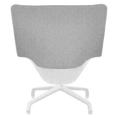 Herman Miller Striad High Back Lounge Chairand 4 Star Base | YLiving.com