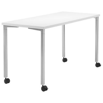Herman Miller Everywhere Table Rectangular | YLiving.com