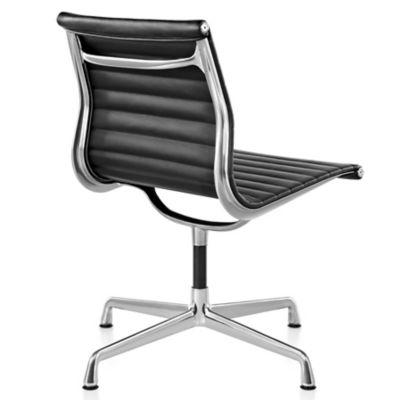 Herman Miller Eames Aluminum Group Side Chair | YLiving.com