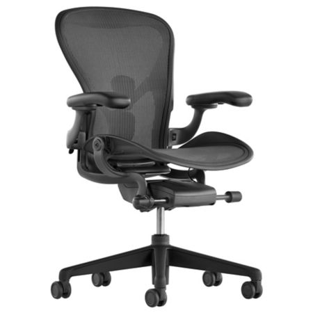 Magnificent Herman Miller Aeron Office Chair Size Band Graphite Forskolin Free Trial Chair Design Images Forskolin Free Trialorg