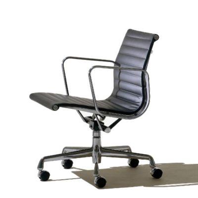 Beau Herman Miller Eames Aluminum Group Management Chair | YLiving.com