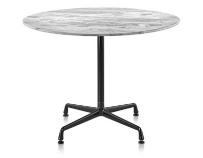 Superieur Eames Round Dining Tables With Universal Base, Outdoor