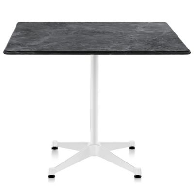 Eames Square Table With Contract Base, Outdoor