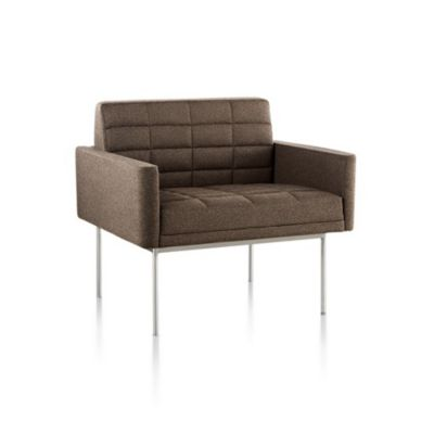 Herman Miller Tuxedo Club Chair With Arms | YLiving.com