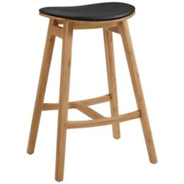 Excellent Skol 26 Counterand Bar Height Stool With Leather Seatand Gmtry Best Dining Table And Chair Ideas Images Gmtryco