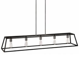 wholesale dealer 7da75 d80b0 Fulton 5 Light Linear Suspension by Hinkley Lighting at ...