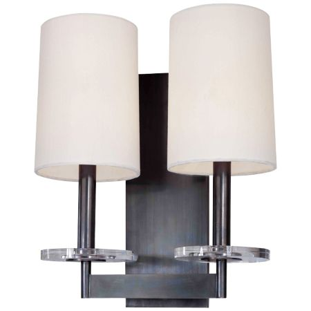 new styles d2c9e 1fe33 Chelsea Two Light Wall Sconce