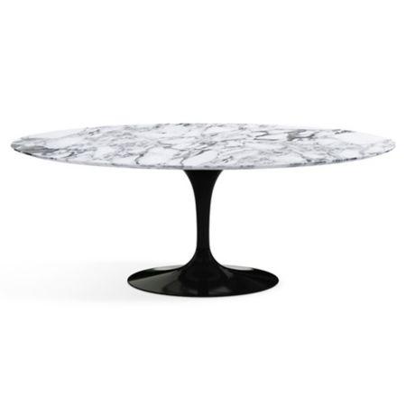 Knoll Saarinen Inch Oval Dining Table YLivingcom - Saarinen table 96