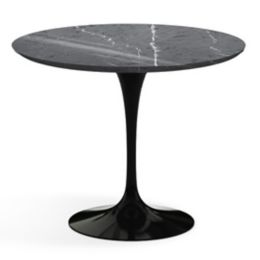 Knoll Saarinen Round Dining Table YLivingcom - Saarinen table base for sale