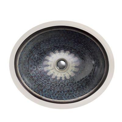 Kohler Serpentine Bronze Design On Caxton Undermount Sink   YLiving.com