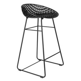 Swell Smatrik Outdoor Stool By Kartell At Lumens Com Inzonedesignstudio Interior Chair Design Inzonedesignstudiocom