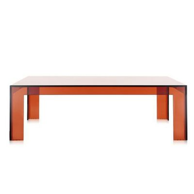 Beautiful Kartell Invisible Coffee Table   YLiving.com