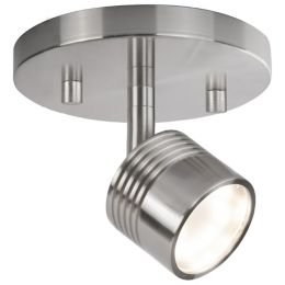 Modern Led Single Fixed Track Fixture By Kuzco Lighting At