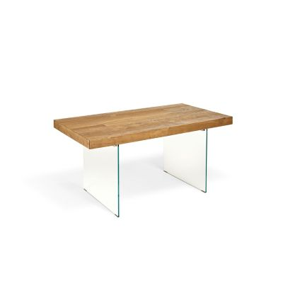 Lago Wildwood Extendable Table Without Extensions Applied.