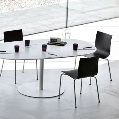 LaPalma Furniture Thin Dining Chair | YLiving.com