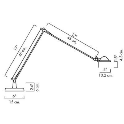Luceplan Berenice Large Table Lamp Ylighting