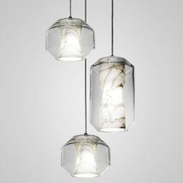 Chamber Led Multi Light Pendant By Lee Broom At Lumens