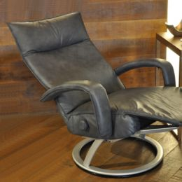 Marvelous Gaga Recliner By Lafer At Lumens Com Theyellowbook Wood Chair Design Ideas Theyellowbookinfo