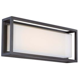 Modern Forms Framed Led Outdoor Wall Sconce Ylighting Com