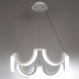 Groovy Marin Led Chandelier By Modern Forms At Lumens Com Spiritservingveterans Wood Chair Design Ideas Spiritservingveteransorg