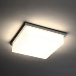 Modern Forms Ledge Large Flush Mount Ceiling Light Ylightingcom