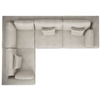 Perry Preconfigured L Sectional Sofa