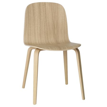 muuto visu chairand wood base yliving com