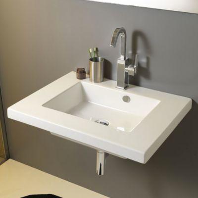 Nameeks Mars Bathroom Sink Tecla MAR01011 | YLiving.com