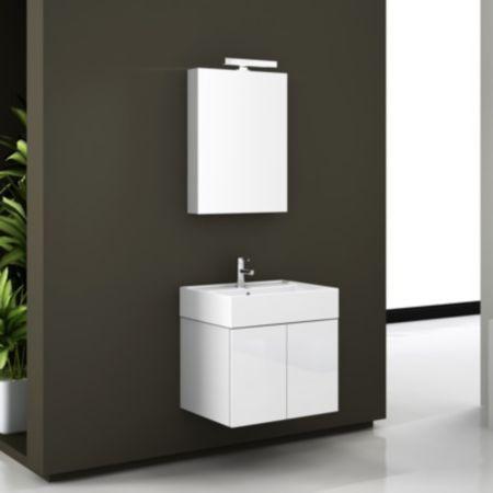 Nameeks Smile Iotti Vanity And Sink SMC YLivingcom - Lotti bathroom vanity