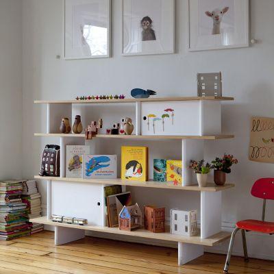 Oeuf Mini Library Bookshelf   YLiving.com