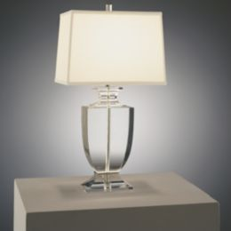 Robert Abbey Artemis Crystal Table Lamp Ylighting Com