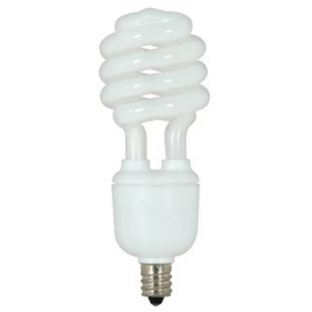 Bulbrite 13W 120V T2 E12 Mini Spiral CFL Bulb (2-Pack) | YLighting.com