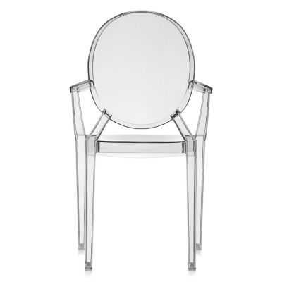 Kartell Louis Ghost Chair Set Of 2 | YLiving.com