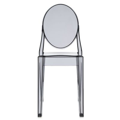 Kartell Victoria Ghost Chair Set Of 2   YLiving.com