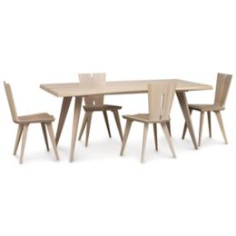 Excellent Axis Dining Collection By Copeland Furniture At Lumens Com Evergreenethics Interior Chair Design Evergreenethicsorg