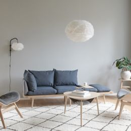 Fabulous Lounge Around Sofa By Umage At Lumens Com Andrewgaddart Wooden Chair Designs For Living Room Andrewgaddartcom