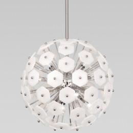 Robert Abbey Vienna Globe Pendant Light Ylighting