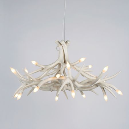 Roll and hill superordinate antler chandelier 12 antlers roll and hill superordinate antler chandelier 12 antlers ylighting aloadofball Image collections