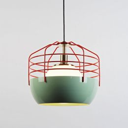 Roll And Hill Bluff City 14 Inch Pendant Light Ylighting