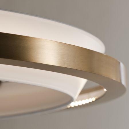 santa and cole nimba led suspension light ylightingcom - Suspension Design Led