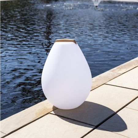 Smart and Green Vessel 2 Bluetooth LED Indoor/Outdoor Lamp ...
