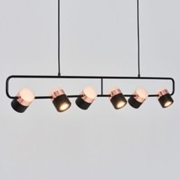 Seed Design Ling Pl6 Linear Suspension Light Ylighting