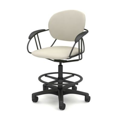Uno Mid Back Office Stool