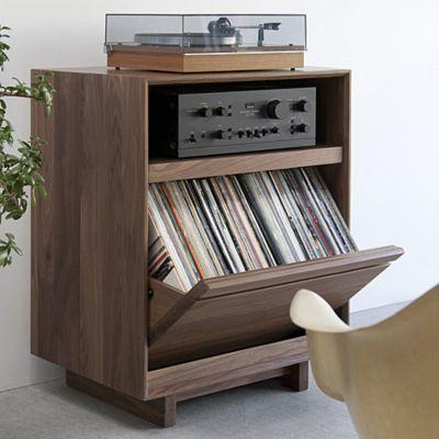 Symbol Audio AERO LPC 101 LP Storage Cabinet | YLiving.com