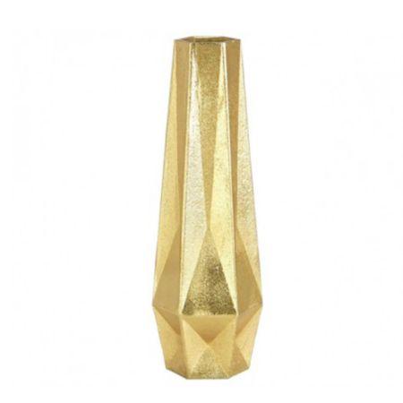 Tom Dixon Gold Gem Tall Vase Yliving